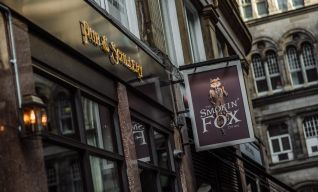 The Smokin Fox Glasgow