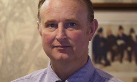 Graham Blaikie SLTA Treasurer
