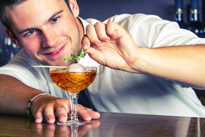 Jack Daniel's Tennessee Rye Seeking Scotland's Best Bartenders
