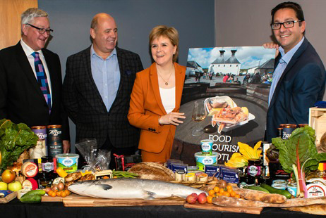 TOURISM: New Plan To Develop Food And Drink Tourism In Scotland