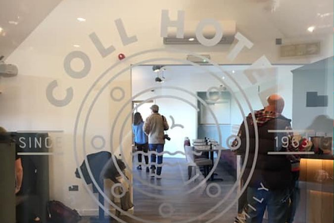 Investment At Coll Hotel With Opening Of New Restaurant And Bars