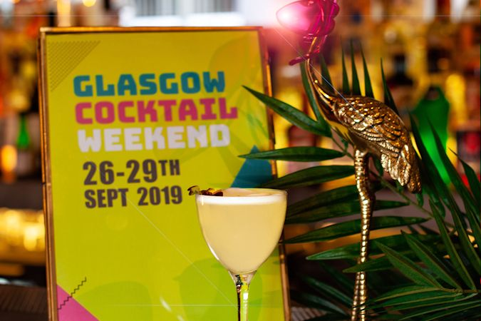 Glasgow Cocktail Weekend Unveil New Partnership With World Class